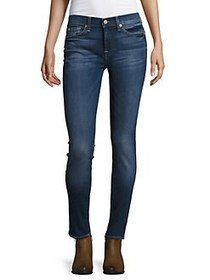7 For All Mankind Super Skinny Jeans COAST