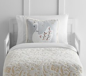 Pottery Barn Adrienne Toddler Quilt