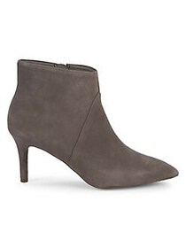 Rockport Ariahnna Leather Booties TAUPE