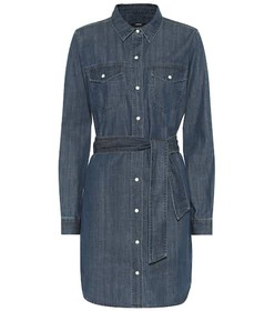 J Brand Perfect denim shirtdress
