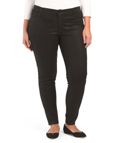 JAMES JEANS Made In Usa Plus Skinny Leggy Jeans