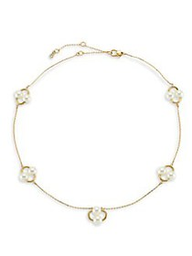 Kate Spade New York Nouveau 12K Yellow Goldplated