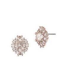 Marchesa Swarovski Crystal Stud Crystal ROSE GOLD