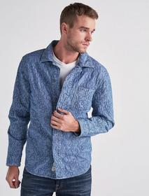 Lucky Brand Camo Quilted Jacket