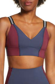 Beyond Yoga To the Frame Reflective Bralette