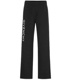 Givenchy Logo cotton-blend trackpants