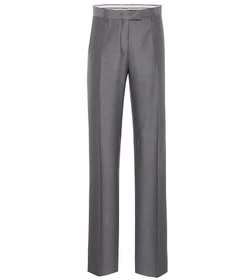 Salvatore Ferragamo Wool pants