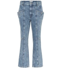 Isabel Marant, Étoile Notty high-rise straight jea