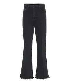 J Brand Julia high-rise wide-leg jeans