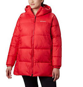 Columbia Women's Puffect™ Mid Hooded Jacket - Plus