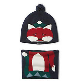 Columbia Toddler Snow More™ Hat and Gaiter Set
