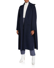 Boon The Shop Wool-Cashmere Double-Face Coat