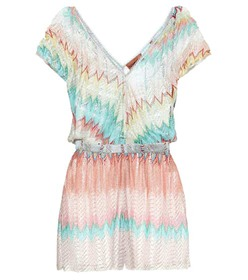 Missoni Mare Knitted playsuit