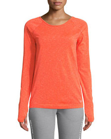 Under Armour Vanish Seamless Space-Dye Long-Sleeve