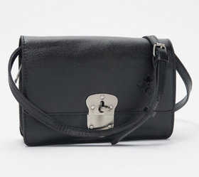 """As Is"" Patricia Nash Flap Crossbody - Laval - A37"