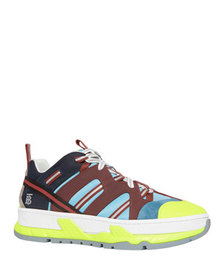 Burberry Men's RS5 Icon Stripe Mixed-Media Sneaker