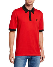 Burberry Men's Camford Polo Shirt
