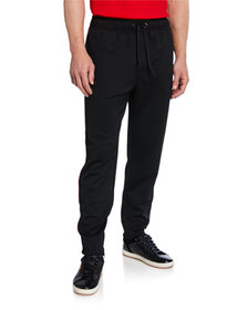 Burberry Men's Sorrento Drawstring-Waist Pants