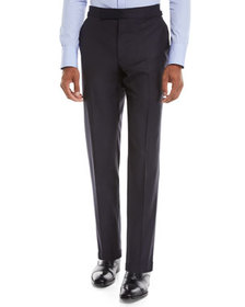 TOM FORD Men's O'Connor Base Master Twill Trousers