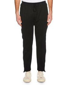 TOM FORD Men's Side-Zip Jogger Pants