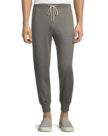 TOM FORD Petrol Knit Jogger Pants