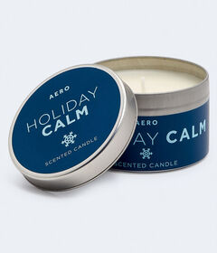 Aeropostale Holiday Calm Scented Candle