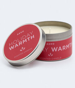 Aeropostale Holiday Warmth Scented Candle