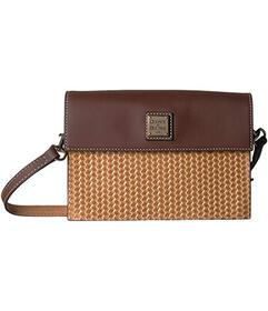 Dooney & Bourke Beacon Woven East\u002FWest Flap C