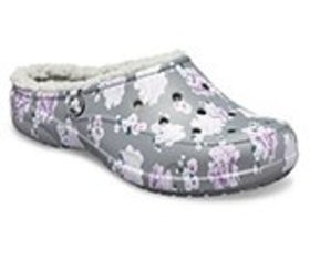 Women's Crocs Freesail Printed Lined Clog