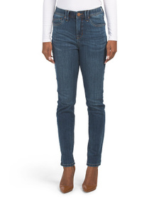 SEVEN7 High Rise Absolute Skinny Jeans