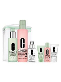 Clinique Great Skin Anywhere 7-Piece Set- $98 Valu