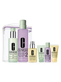 Clinique Great Anywhere 7-Piece Skincare Set - $98