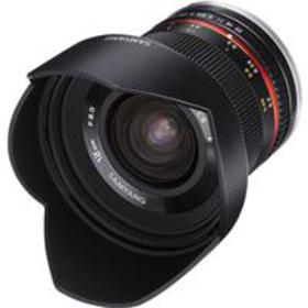 Samyang 12mm F2.0 NCS CS Ultra Wide Angle Lens for