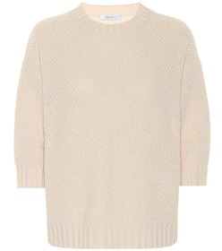 Max Mara Snack wool and cashmere sweater