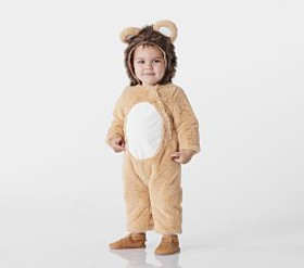 Pottery Barn Baby Lion Costume
