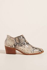 Anthropologie Marion Ankle Boots