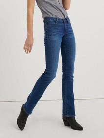 Lucky Brand Low Rise Lolita Boot Jean