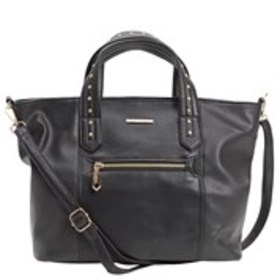 RAMPAGE Rampage Studded Convertible Tote