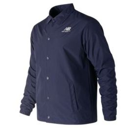 New balance Men's Classic Coaches Stacked Jacket