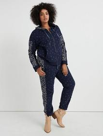 Lucky Brand Floral Placed Pant