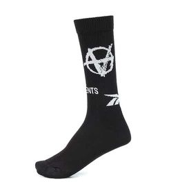 Vetements x Reebok intarsia socks