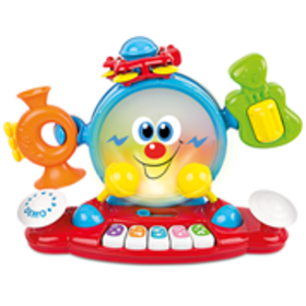 WINFUN 6-In-1 Live Band Baby Music Toy