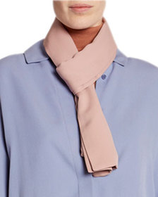 TOM FORD Silk Georgette Neck Scarf
