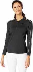 Nike Court Dry Top Long Sleeve 1/2 Zip