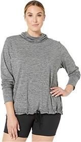 Nike Yoga Collection Cover-Up Fun (Size 1X-3X)