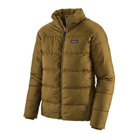 M's Silent Down Jacket, Logwood Brown (LDBR)