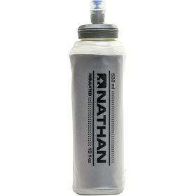 Nathan Insulated Soft Flask + Bite Top - 18oz
