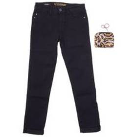 Girls (7-16) Vigoss Night Out Jeans With Leopard P on sale at Boscovs