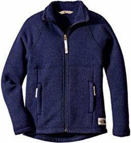 The North Face Kids Crescent Full Zip (Little Kids
