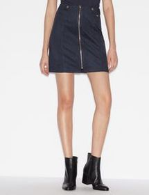 Armani ECO SUEDE MINI SKIRT